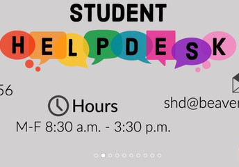 Student Help Desk Opens September 8