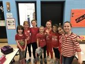 Red Ribbon Week - Wearing Red