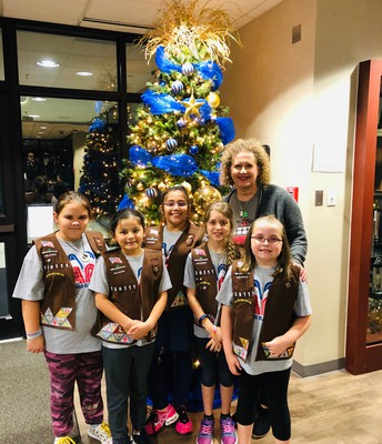 Parr Elementary  Brownies