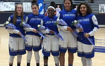Lady Roos prove to be the upset team of district 3-AAAAAA