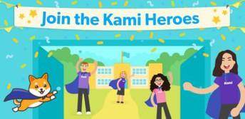 Kami Heroes Applications Due December 15