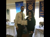 Rotary grant for Science camp