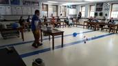 Liquid nitrogen fun in Science