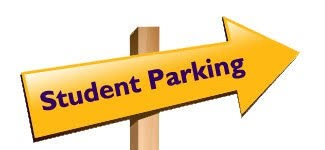 Student Parking at Klein Cain
