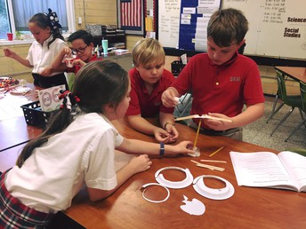 4th Grade Amplify Science