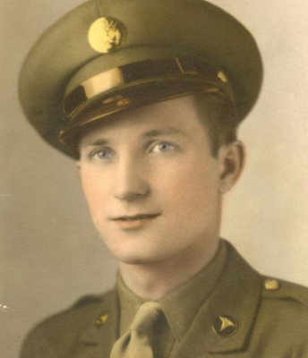 Frank Petelin, Sr.,  United States Army
