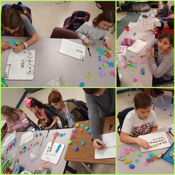 Students have fun learning expanded notation!