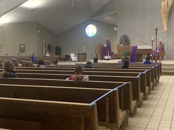 Grades 5 & 6 First Mass