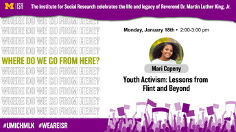 University of Michigan Rev. Dr. Martin Luther King, Jr. Symposium Events