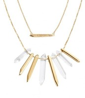 Rebel Cluster necklace £65 - NOW - £32
