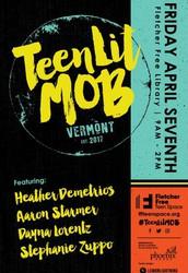 Teen Lit Mob April 7, 2017
