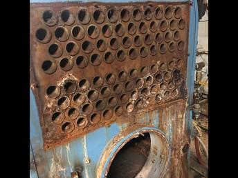 West Campus Boiler Repair