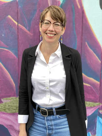 An image of Madame Principal, Becky Brown