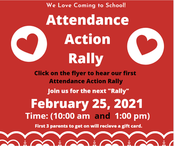 Attendance Rally