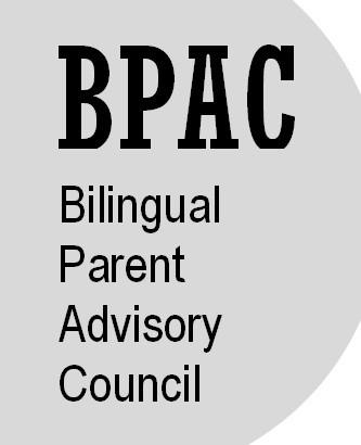BPAC - CONSEJO ASESOR DE PADRES BILINGÜES