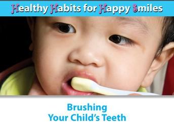 Toothbrushing at home