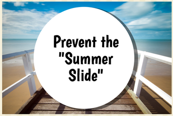 """Use Technology to Prevent the """"Summer Slide"""""""