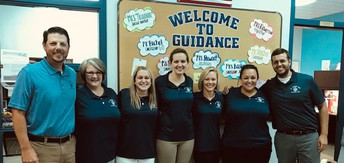 St.Charles High School Counseling Crew