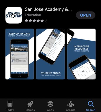 Have you downloaded our school app?
