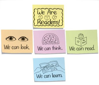 Reading Unit 1: We Are Readers