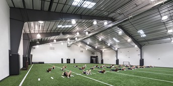 The Field house