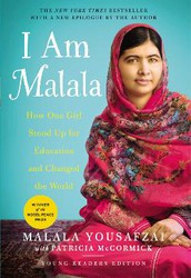 14) I Am Malala: How One Girl Stood Up For Education and Changed the World