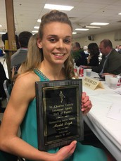 Maddi Leigh Recognized For Two Great Honors