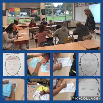 6th Grade Morning Advisory Activity