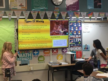 4th Grade Gold Rush Slide Shows