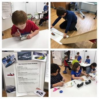 Mrs. Eckholm's Class: Building Bobsleds
