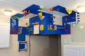 Library Lego Fun