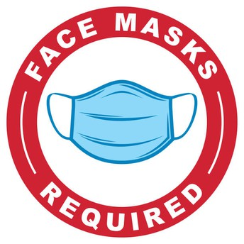 Masks Continue To Be Required On School Grounds