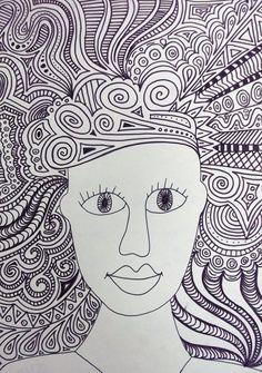 Zen-Tangle Hair