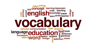 Testing Tips: Vocabulary Terms