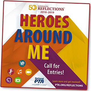 PTA Reflections Art Contest