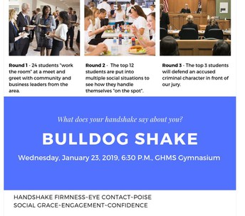 What is the Bulldog Shake?