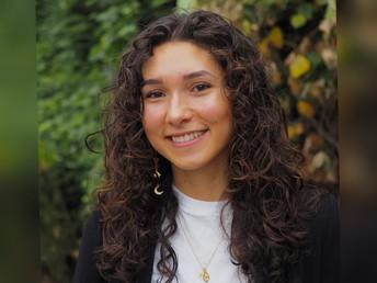 Student Spotlight:  Ana Balthazar