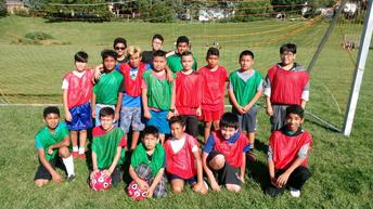 6th Grade Intramural Soccer