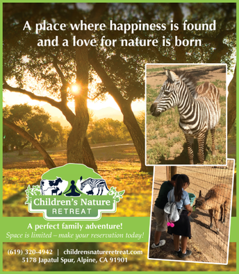Children's Nature Retreat