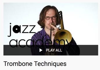 Trombone Technique