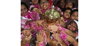 Sheer joy as Primary Students of NMS win at the KGS interschool musical