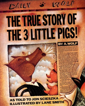 Ms. Cindy's Story Time: The True Story of the Three Pigs