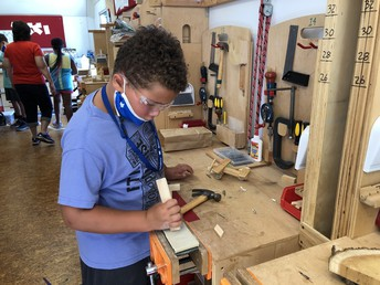 BenchWorx - Mobile Woodworking Classes for Youth