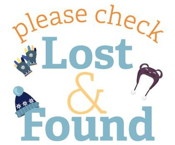Lost and Found-Please Take a Look!
