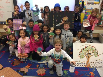 Weathersfield Elementary - First Grade Students