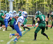 Spartan Football Opens Season with a WIN