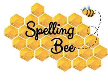 Spelling Bee Updates