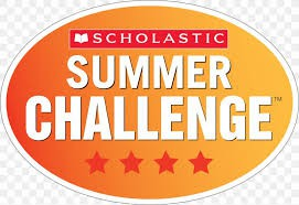 Scholastic Summer Reading Books & additional materials...
