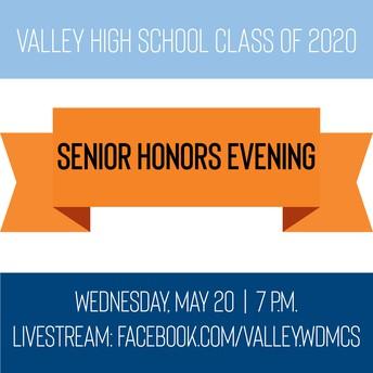 Senior Honors Evening