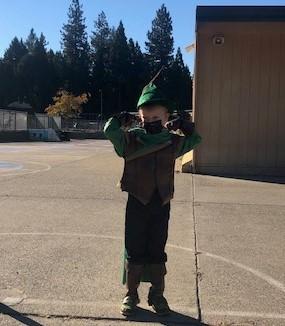 Robinhood Saves the Day